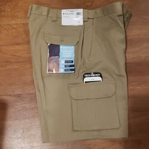 Haggar Cargo Shorts.  NWT